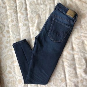 Free Shipping✨American Eagle Hi-Rise Jegging Crop